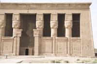 Photo Texture of Building Dendera 0002