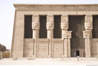 Photo Texture of Building Dendera 0003