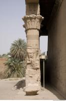 Photo Texture of Pillar Dendera 0032