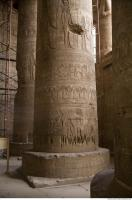 Photo Texture of Pillar Dendera 0128