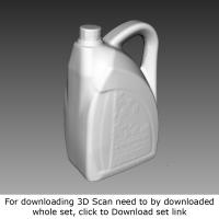 3D Scan of Jerrycan #2