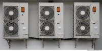 Photo Texture of Air Conditioners 0001
