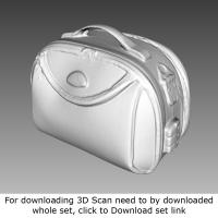 3D Scan Cosmetic Briefcase