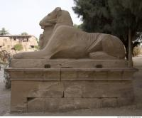 Photo Reference of Karnak Statue 0009