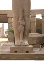 Photo Reference of Karnak Statue 0022