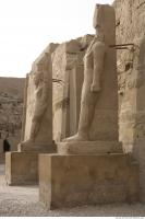 Photo Reference of Karnak Statue 0027