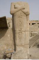 Photo Reference of Karnak Statue 0121