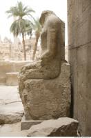 Photo Reference of Karnak Statue 0137