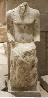 Photo Reference of Karnak Statue 0139