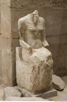 Photo Reference of Karnak Statue 0140