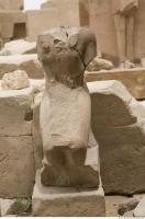 Photo Reference of Karnak Statue 0142