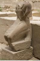 Photo Reference of Karnak Statue 0143