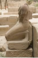 Photo Reference of Karnak Statue 0144