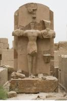 Photo Reference of Karnak Statue 0146
