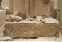 Photo Reference of Karnak Statue 0147