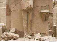 Photo Reference of Karnak Statue 0148