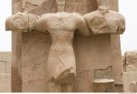 Photo Reference of Karnak Statue 0149