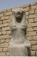 Photo Reference of Karnak Statue 0212