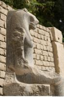 Photo Reference of Karnak Statue 0214