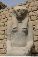Photo Reference of Karnak Statue 0216