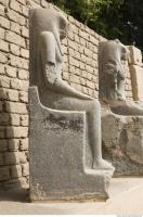 Photo Reference of Karnak Statue 0217