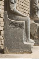 Photo Reference of Karnak Statue 0218