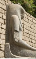 Photo Reference of Karnak Statue 0219