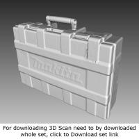 3D Scan of Workcase