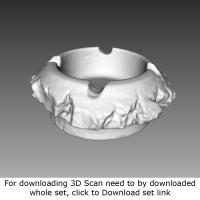 3D Scan of Ashtray