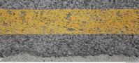 Photo Texture of Road Line 0007
