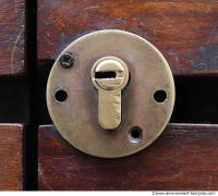 Photo Texture of Door Lock 0001