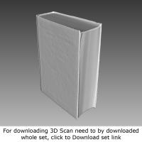 3D Scan of Book