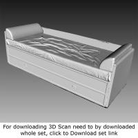 3D Scan of Bed