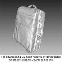 3D Scan of Suitcase