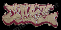 High Resolution Decal Graffiti Texture 0002