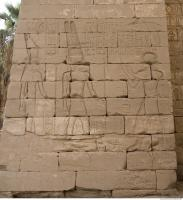 Photo Texture of Karnak Temple 0009