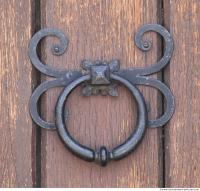 Photo Texture of Knocker