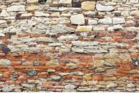 Photo Texture of Wall Stones Mixed 0001