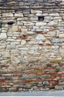 Photo Texture of Wall Stones Mixed 0007