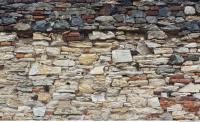 Photo Texture of Wall Stones Mixed 0009