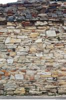 Photo Texture of Wall Stones Mixed 0010