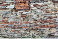 Photo Texture of Wall Stones Mixed 0013