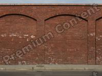 Photo High Resolution Seamless Wall Brick Texture 0001