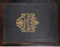 Photo Texture of Historical Book 0638