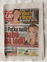 photo texture of newspaper 0002