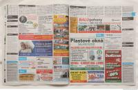 photo texture of newspaper 0010