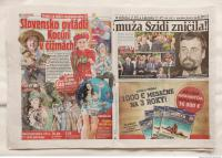 photo texture of newspaper 0014
