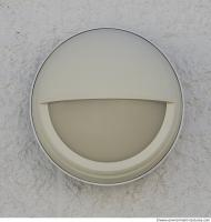 photo texture of exterior lamp