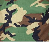 photo texture of fabric camouflage 0005