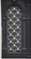 photo texture of door ornate 0002